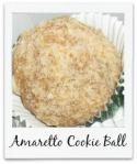 Amaretto CookieBalls