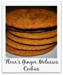 flour's gingermolassescookies