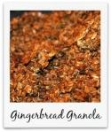 GingerbreadGranola