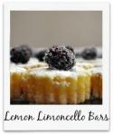 LemonLimoncelloBars