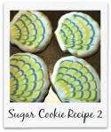 Sugar Cookie Recipe II