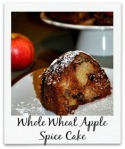WholewheatAppleSpiceCake